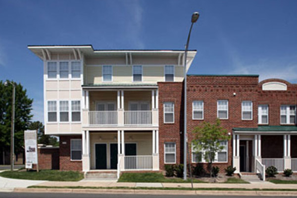 Mainstreet Townhomes